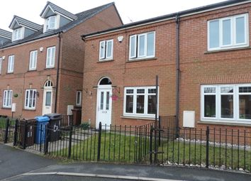 Thumbnail 3 bed semi-detached house for sale in Rosebay Close, Royton, Oldham