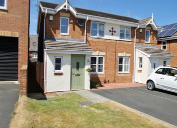 Thumbnail 3 bedroom semi-detached house for sale in Dunkeld Close, Wardley, Gateshead, Tyne & Wear