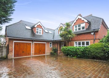 Thumbnail 5 bed detached house for sale in Spinney Close, Old Malden, Worcester Park
