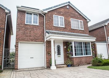 Thumbnail 4 bed detached house for sale in 10 Autumn Drive, Maltby