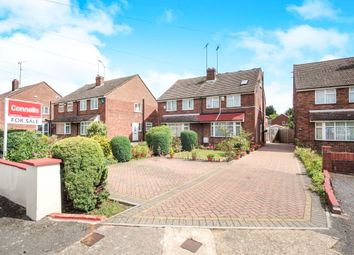 Thumbnail 4 bed semi-detached house for sale in Brooklands Close, Luton
