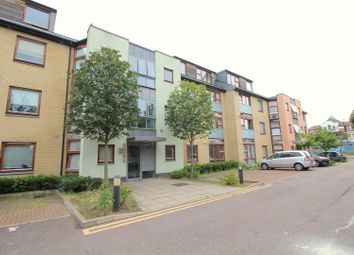 Thumbnail 2 bed flat for sale in Elwood Court, Edmonton