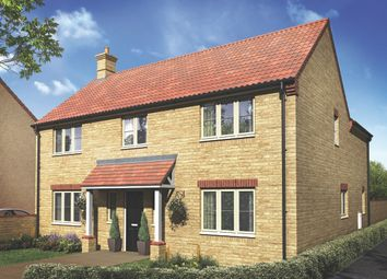 Thumbnail 4 bed detached house for sale in Swinderby Road, Collingham, Newark
