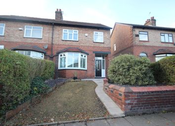Thumbnail 3 bed semi-detached house for sale in Folly Lane, Swinton, Manchester