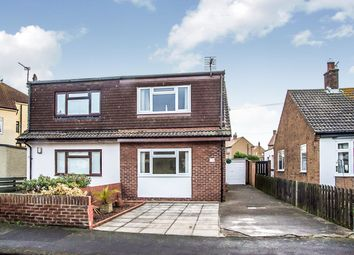 Thumbnail 2 bedroom semi-detached house for sale in Southfield Avenue, Seahouses