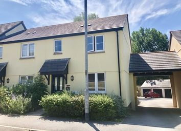 Thumbnail 3 bed property to rent in Tinney Drive, Truro