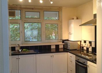 Thumbnail 1 bed flat to rent in Woking Close, London