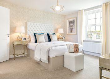 Thumbnail 4 bed detached house for sale in Park View, Tadpole Garden Village, Blunsdon