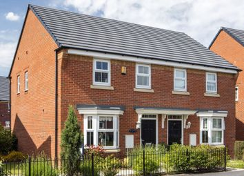 "Thumbnail 3 bed semi-detached house for sale in ""Archford"" at Burnby Lane, Pocklington, York"