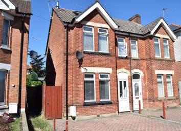 Thumbnail 4 bedroom semi-detached house to rent in Courthill Road, Parkstone, Poole