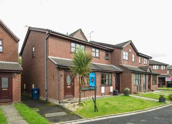 Thumbnail 2 bed end terrace house for sale in Sanfield Close, Ormskirk
