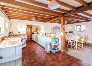 Thumbnail 3 bed semi-detached house for sale in Delaware Farm, Hever Road, Hever, Kent