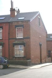 Thumbnail 4 bedroom end terrace house to rent in Christopher Road, Woodhouse, Leeds