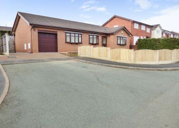 Thumbnail 3 bed detached bungalow for sale in Garth Ganol, Flint