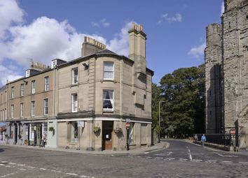 Thumbnail 4 bedroom flat for sale in Abbey Row, Kelso