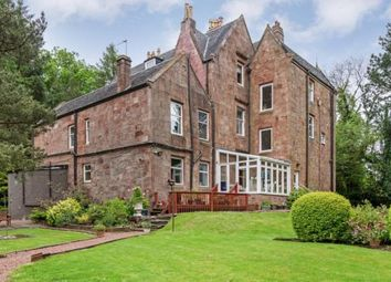 Thumbnail 3 bed flat for sale in Silverwells Crescent, Bothwell, Glasgow, South Lanarkshire