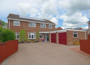 Thumbnail 5 bedroom detached house for sale in Copandale Road, Beverley