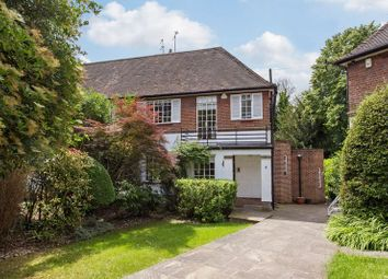 Thumbnail 4 bed semi-detached house for sale in Holyoake Walk, Hampstead Garden Suburb, London