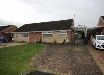 Thumbnail 3 bed semi-detached bungalow for sale in Linnetsdene, Swindon, Wiltshire
