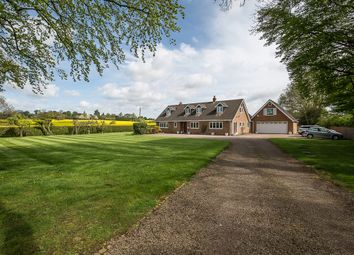 Thumbnail 6 bed detached house for sale in Sandy Lane, Leamington Spa, Warwickshire