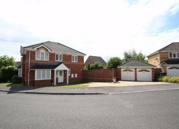 Thumbnail 4 bed detached house to rent in Withybed Way, Thatcham