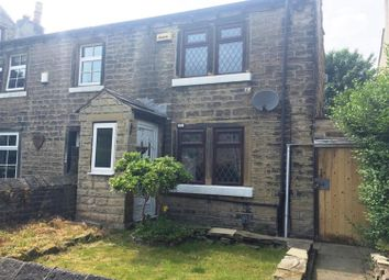Thumbnail 2 bedroom property for sale in Taylor Hill Road, Taylor Hill, Huddersfield