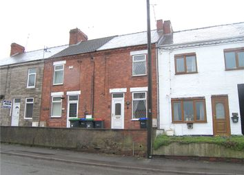 Thumbnail 2 bed terraced house for sale in Station Road, Selston, Nottingham
