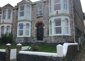 Thumbnail 8 bed semi-detached house to rent in Gordon Terrace, Mutley, Plymouth