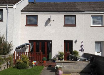 Thumbnail 3 bed terraced house for sale in 14 Burgage Drive, Tain