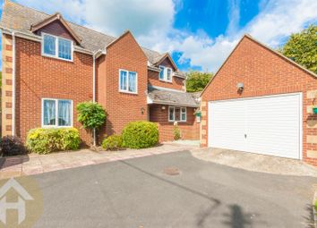 Thumbnail 4 bed detached house for sale in The Banks, Lyneham, Chippenham