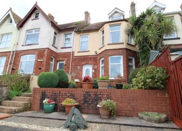 Thumbnail 4 bed terraced house for sale in Sherwell Lane, Chelston, Torquay
