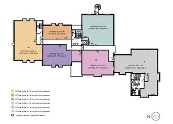 Thumbnail Office to let in Sovereign Court, Sipson Road, London