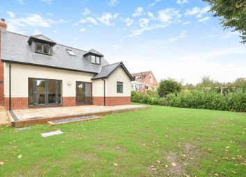 Thumbnail 3 bed detached house for sale in Springvale Avenue, Kings Worthy, Winchester