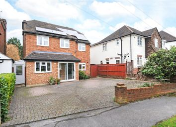 Thumbnail 4 bedroom detached house for sale in Hillside Road, Ashtead, Surrey