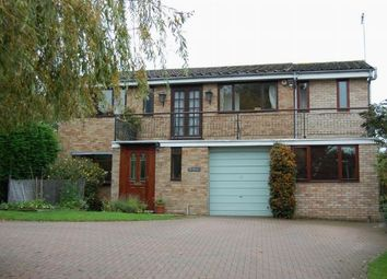 Thumbnail 5 bed detached house to rent in Mounts Lane, Newnham, Northants