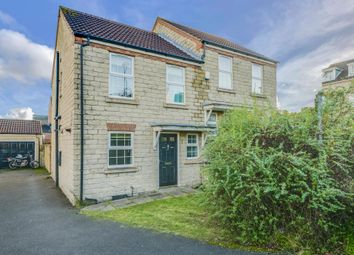 Thumbnail 2 bed semi-detached house to rent in Maple Close, Kendray, Barnsley