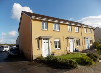 Thumbnail 3 bed end terrace house for sale in Clos Celyn, Pencoedtre, Barry