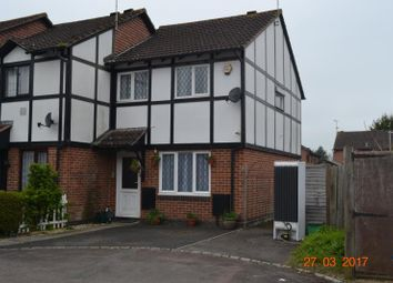 Thumbnail 3 bedroom end terrace house to rent in Watermoor Close, Cheltenham