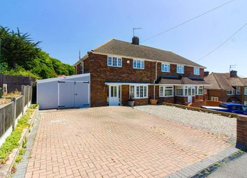 Thumbnail 3 bed property for sale in Dover Road, Folkestone