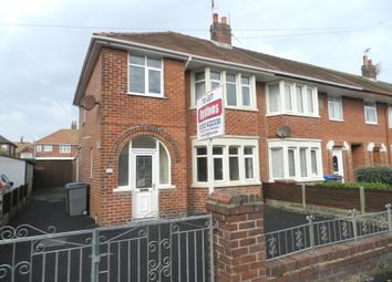 Thumbnail 3 bed semi-detached house to rent in Fitzroy Road, Bispham, Blackpool