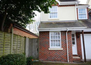 Thumbnail 4 bed end terrace house to rent in Pursers Farm, Basingstoke Road, Spencers Wood, Reading