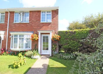 Thumbnail 3 bed end terrace house for sale in Windmill Close, Milford On Sea, Lymington