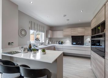 "Thumbnail 5 bed detached house for sale in ""The Oakham"" at Russell Drive, Wollaton, Nottingham"