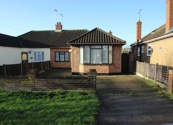 Thumbnail 2 bed semi-detached bungalow for sale in Rayleigh Road, Hadleigh, Benfleet