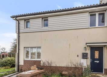 Thumbnail 3 bed end terrace house for sale in Treeway, Chatteris, Cambridgeshire