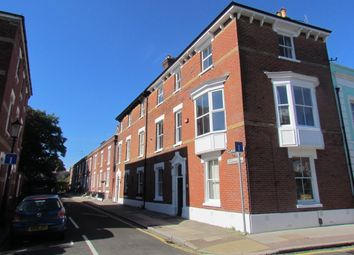 Thumbnail 4 bed town house to rent in Gloucester View, Southsea