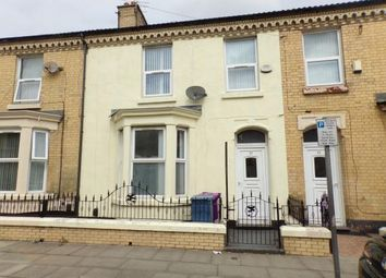 Thumbnail 3 bed terraced house for sale in Valley Road, Anfield, Liverpool, Merseyside