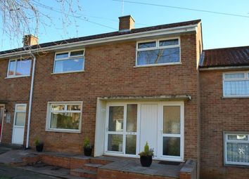 Thumbnail 3 bed terraced house for sale in Calder Green, Kings Heath, Northampton