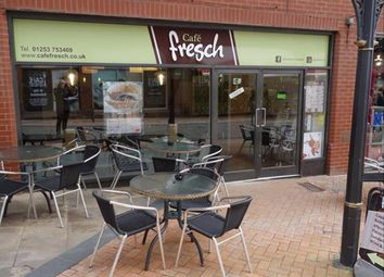 Thumbnail Restaurant/cafe for sale in Cafe FY1, Lancashire