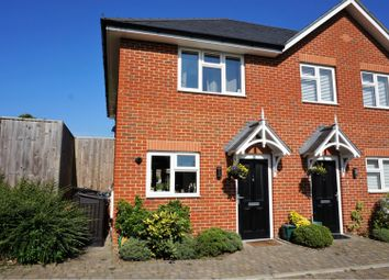Thumbnail 2 bed end terrace house for sale in Hannah Gardens, Guildford